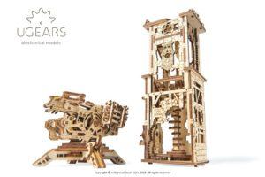 «Archballista-Tower» mechanical model kit