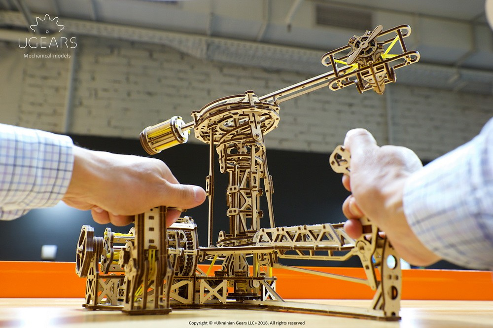 Ugears console