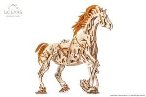 Ugears Horse Mechanoid