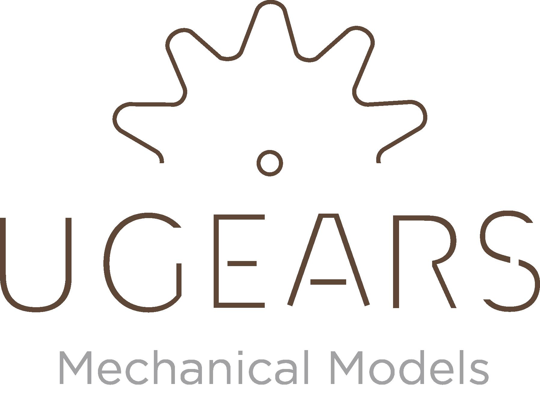 Ugears brand logo