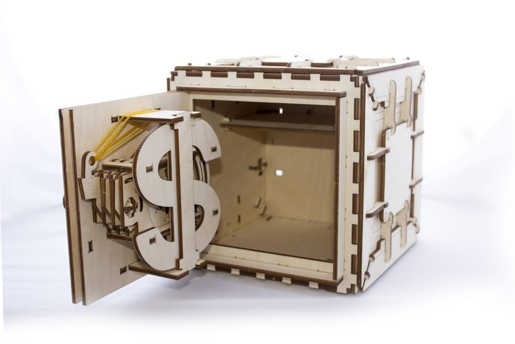 ugears safe combination