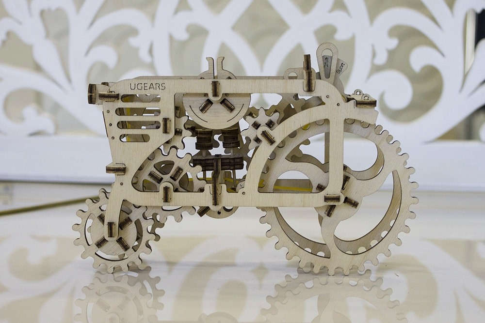 Ugears Tractor kit