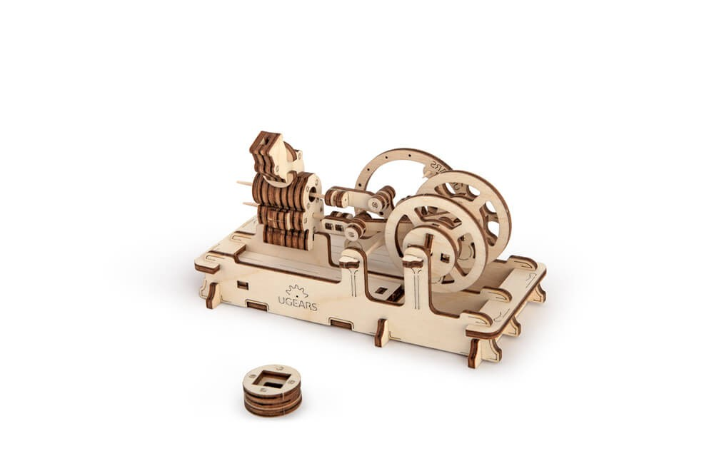 ugears model PNEUMATIC ENGINE
