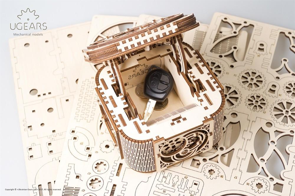 Ugears Box Model
