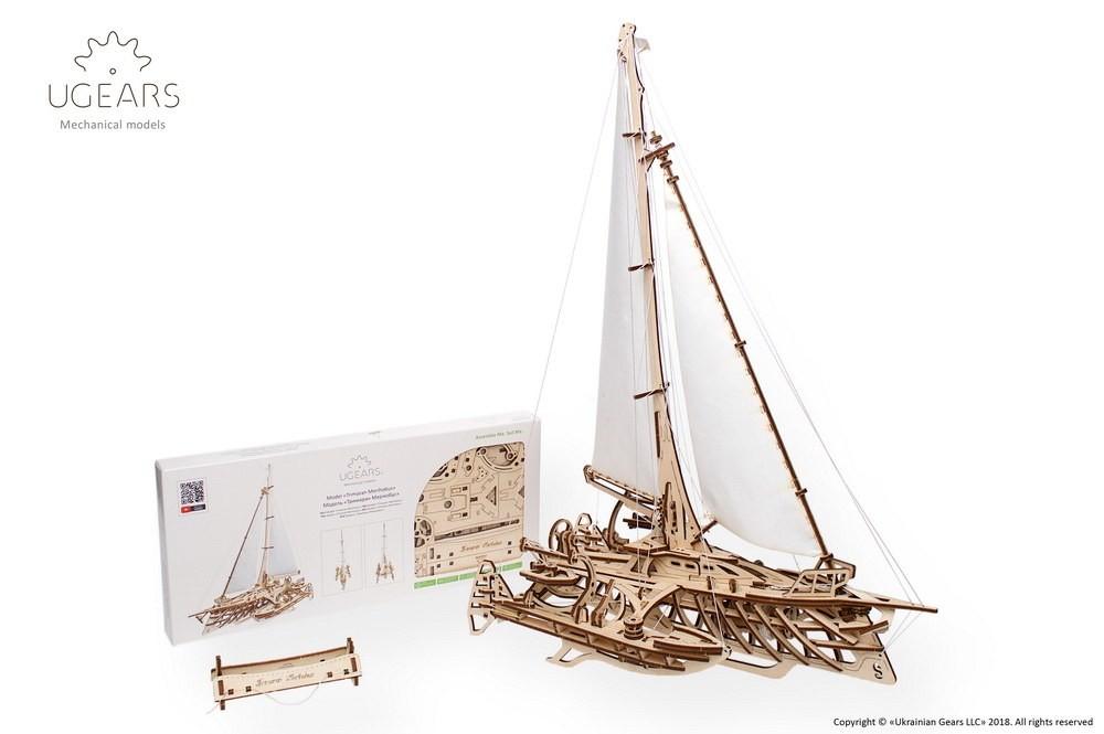 Ugears Boat