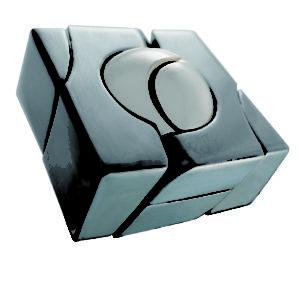 Hanayama Puzzle Cast Marble