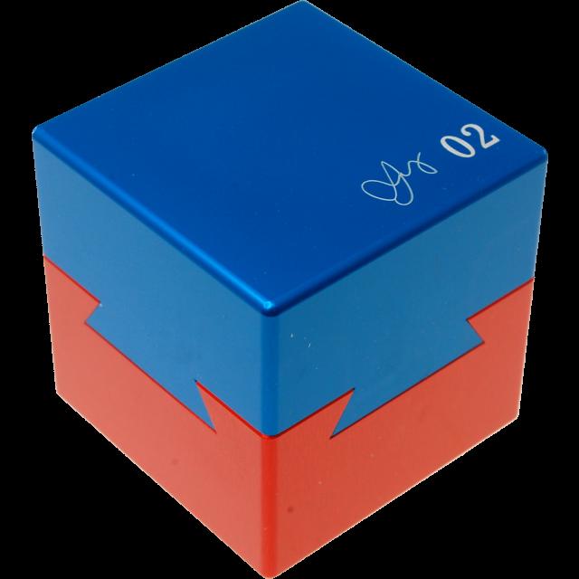 Wil Strijbos Dovetail Cubes Schwalbenschwanzwürfel 2