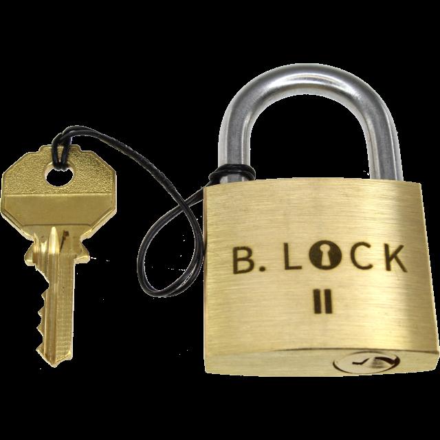 Boaz Feldman B-Lock II Puzzle Metal Lock