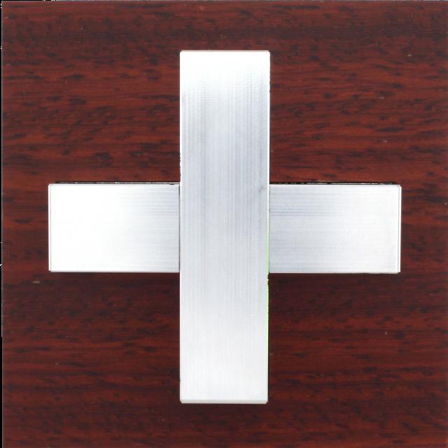 Wil Strijbos Sweta Cross Metal Puzzle Solution