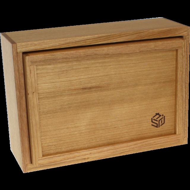 Karakuri Puzzle Box Trick box