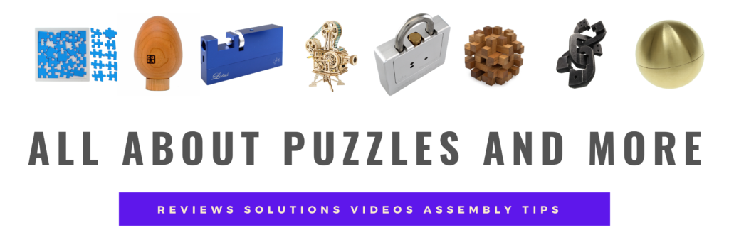 ALL ABOUT PUZZLES and more