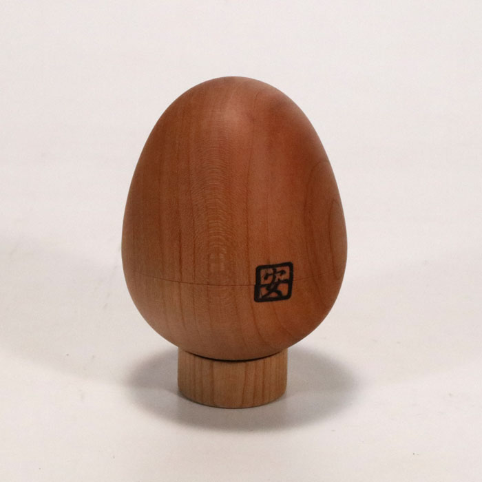 Karakuri Egg Puzzle Box