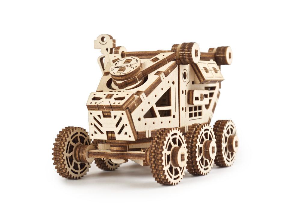 Ugears Mars Buggy 3d wooden model