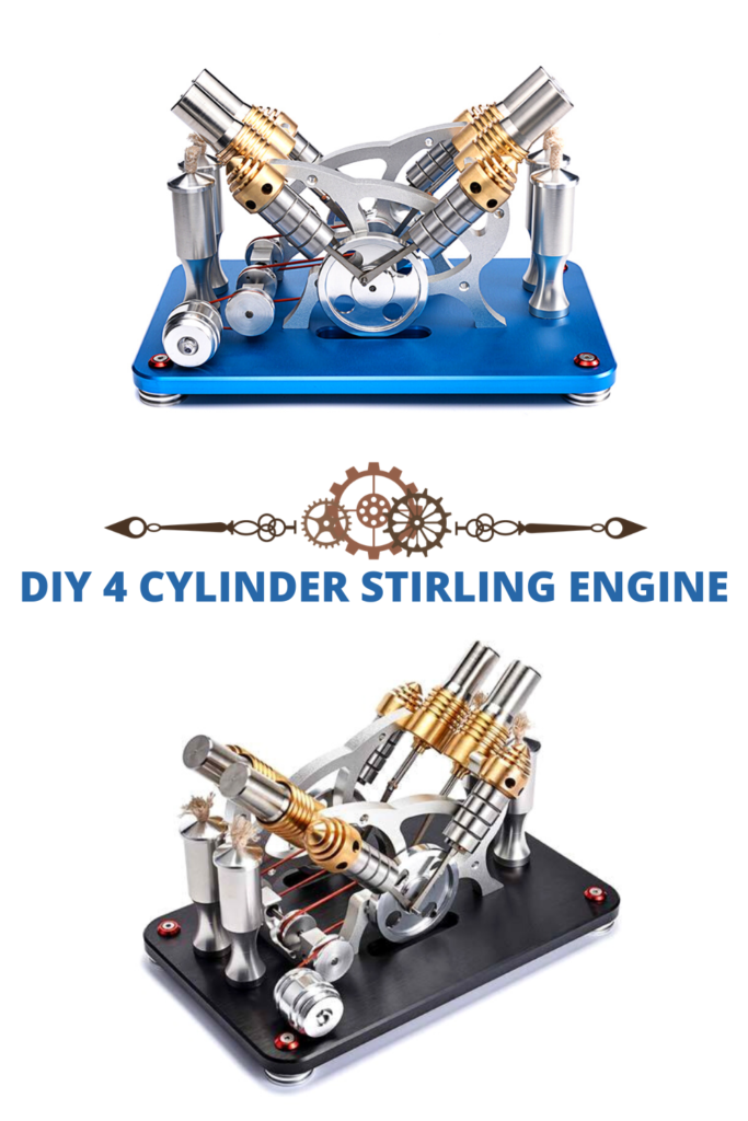 diy engine projects