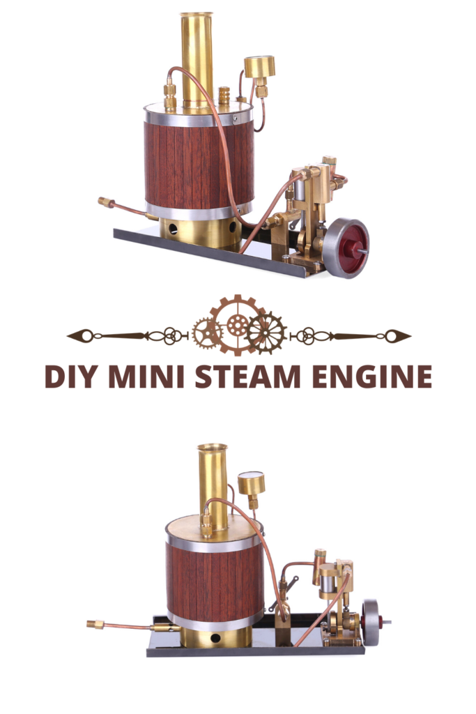 diy steam engine how to build