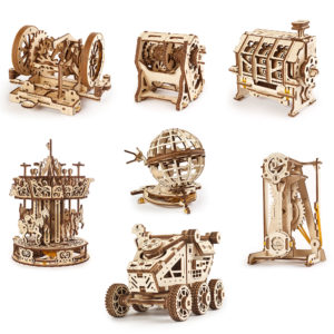 ugears 2020 new models