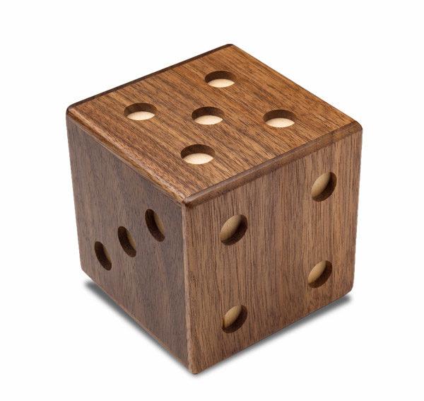 how to solve Karakuri Dice Puzzle Box