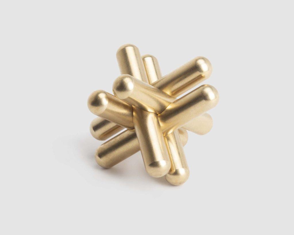Craighill Jack Puzzle Metal Puzzle