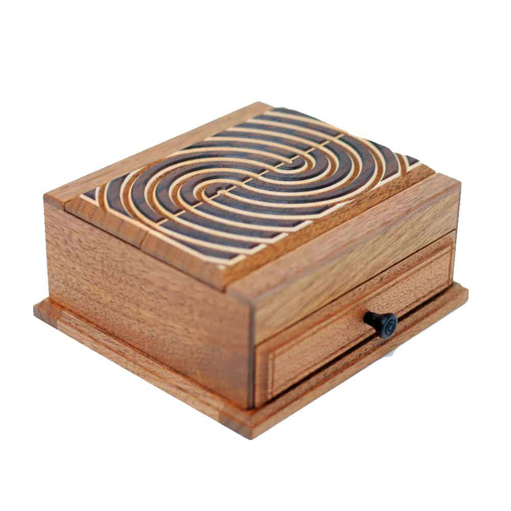 Karakuri Ripple Out Puzzle Box Secret Puzzle