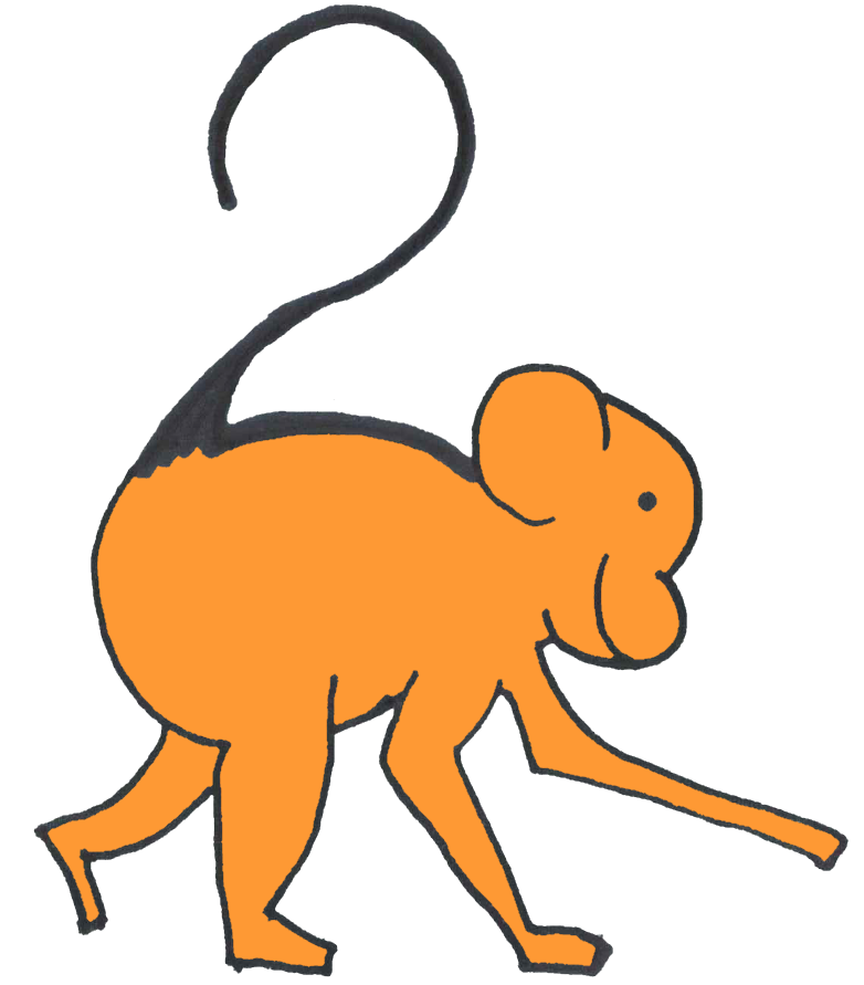 Two Brass Monkeys Puzzles Logo