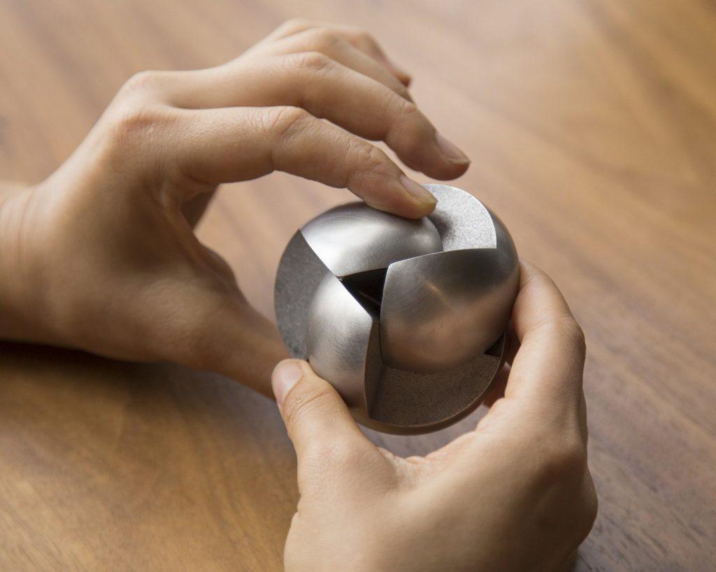 Craighill Venn Puzzle Metal Puzzle