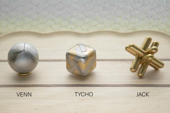 Venn Puzzle Jack Puzzle Tycho Puzzle