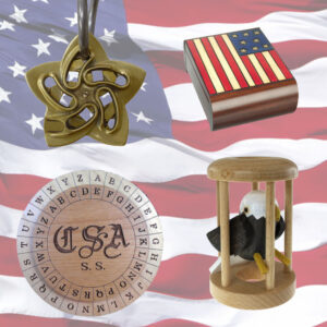 TOP 5 Great Puzzles to Solve on Independence Day