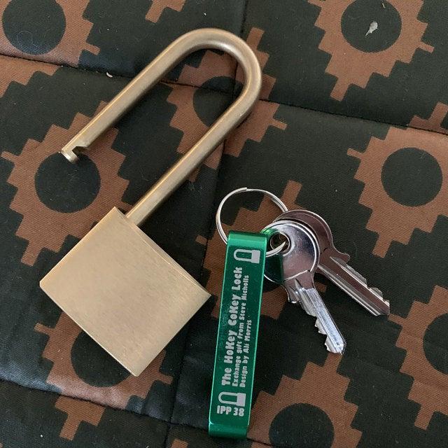 HoKey CoKey Trick Lock by Two Brass Monkeys Review