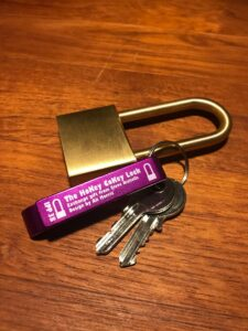 Puzzle Lock HoKey CoKey Trick Lock by Two Brass Monkeys