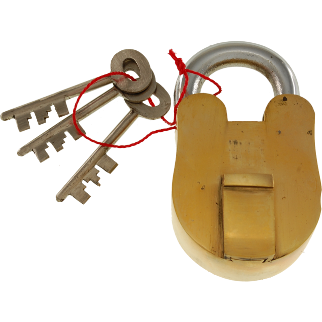 12 Lever Padlock Puzzle by Puzzle Master