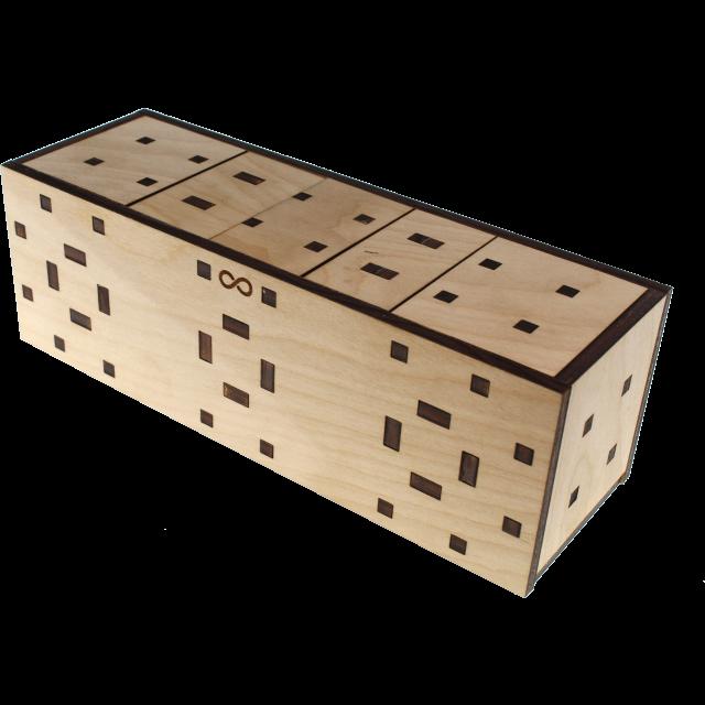 Altair puzzle box by Infinite Loop Games