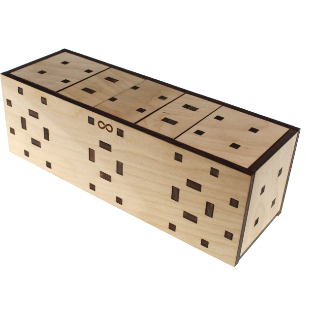 Altair puzzle box by Infinite Loop Games
