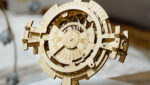 Perpetual Calendar Wooden 3D puzzle Model by ROKR