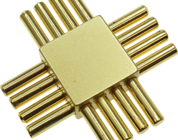 CPU Metal Puzzle by Puzzle Master