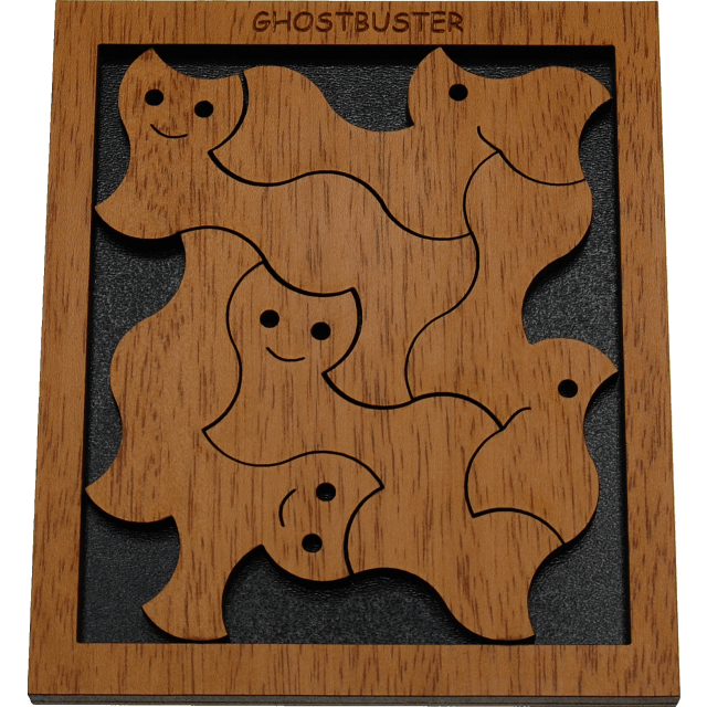 Ghostbuster Puzzle
