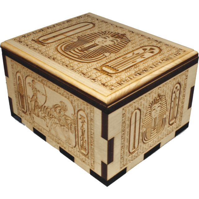 Hurricane Puzzle Box - Ancient Egypt