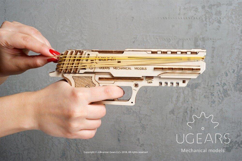 ugears pistol