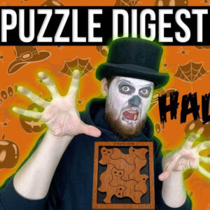 TOP 5 Puzzles to do on Halloween night