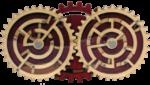 Constantin Puzzles Double Trouble Wooden Puzzle