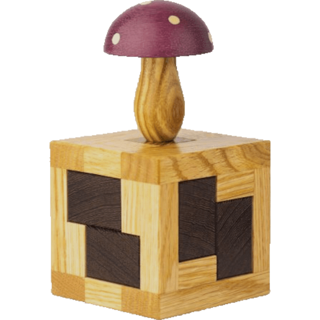 Talisman Wood Puzzle by Pelican Puzzles