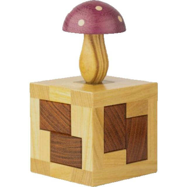Talisman Wooden Packing Puzzle by Pelican Puzzles