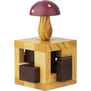 Talisman Wooden Puzzle Solution by Pelican Puzzles