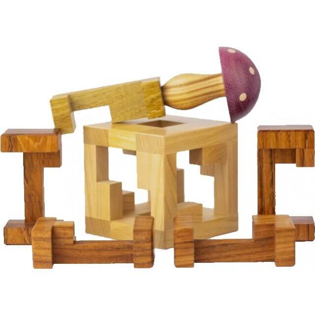 Talisman Burr Puzzle by Pelican Puzzles