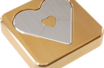 Heart in Heart metal puzzle by Wil Strijbos