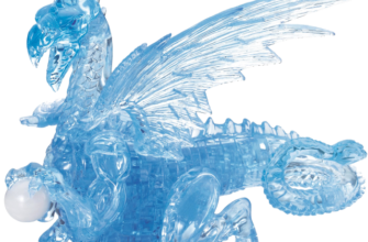 Crystal dragon by BePuzzled