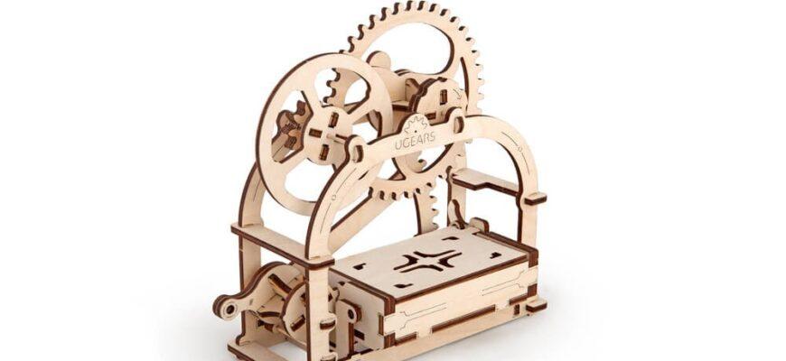 Ugears Mechanical Box Etui