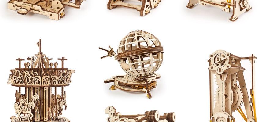 ugears 2020 new models