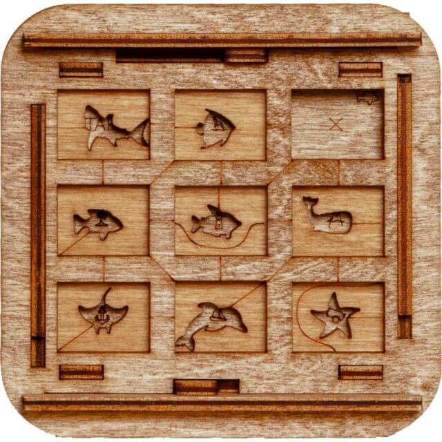 Cluebox Davy Jones Locker Puzzle Box Hot to solve