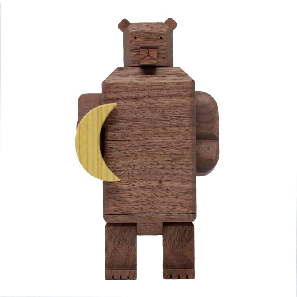 Karakuri Moon and Bear Puzzle Box Review