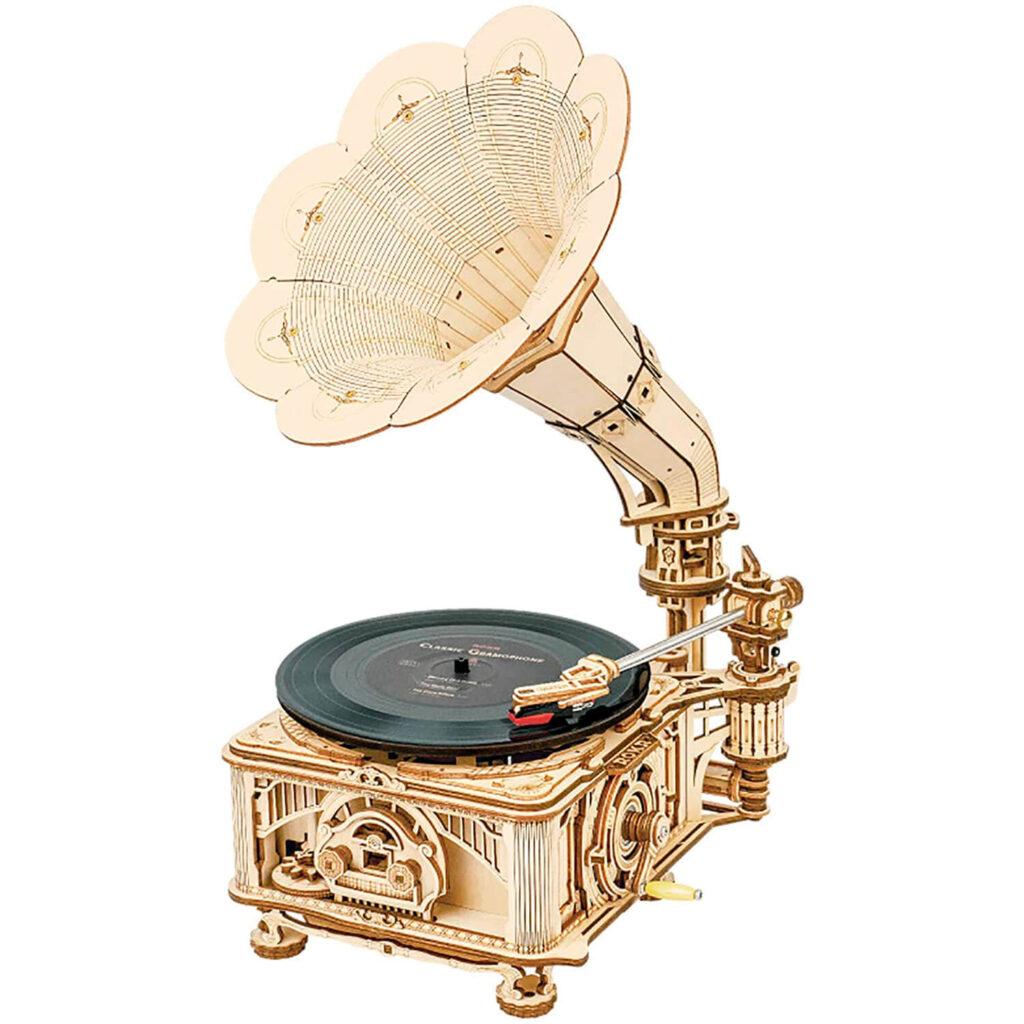 RORK Classic Gramophone Puzzle